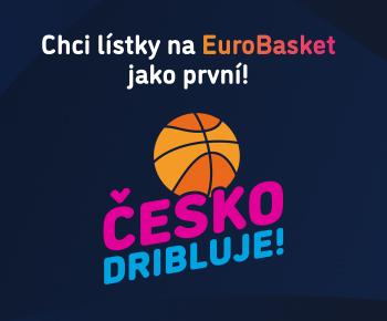 Česko dribluje - pod TV